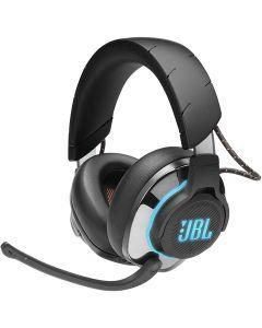 JBL Quantum ONE Over-Ear USB Gaming Headphones - Black - Blue