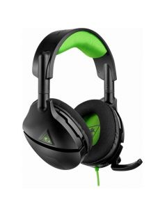Turtle Beach Xbox One Stealth 300 Wired Amplified Stereo Gaming Headset - Black/Green