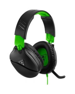 Turtle Beach Recon 70 Wired Stereo Gaming Headset for Xbox One- Black/Green