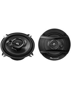 "Pioneer TSA1376R 5.25"" A-Series 300 W 3-Way Coaxial Speakers"
