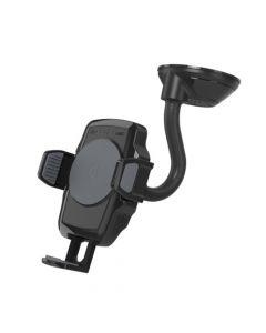 Scosche MagicMount StuckUp Qi Wireless Charging Car Window/Dash Mount