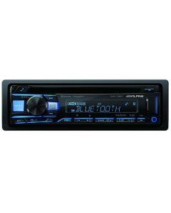 Alpine CDE/172BT Single DIN Bluetooth Car Stereo Receiver