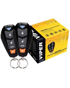 Viper 3105V 1-Way Security System and Keyless Entry System