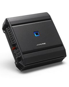 Alpine Amp + Alpine 6.5 Speakers