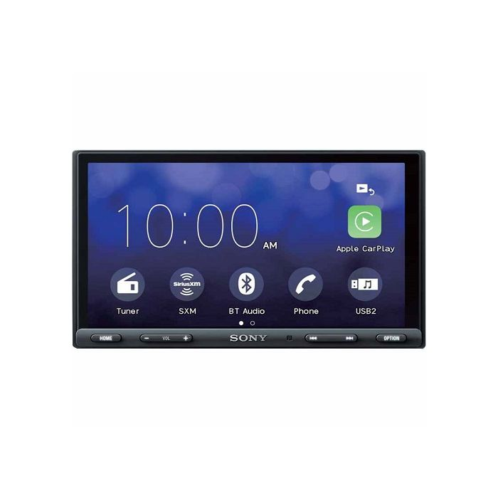 """Sony 7"""" Mechless Receiver W/Cp & AA"""