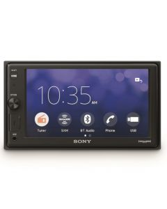 "Sony XAV V10BT In-dash Digital Receiver 6.2"" Touch Display"