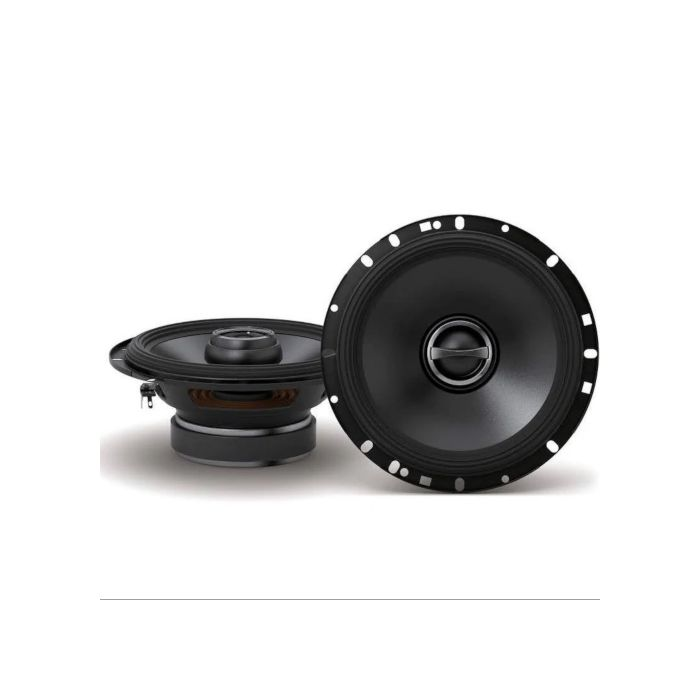 "Alpine S-S65 2-way Car Speakers Pair 6.5"" - Black"
