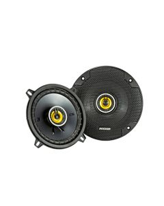 Kicker 46CSC654 CSC65 6.5 Inch Car Audio Speaker with Woofers 2 Pack - Yellow