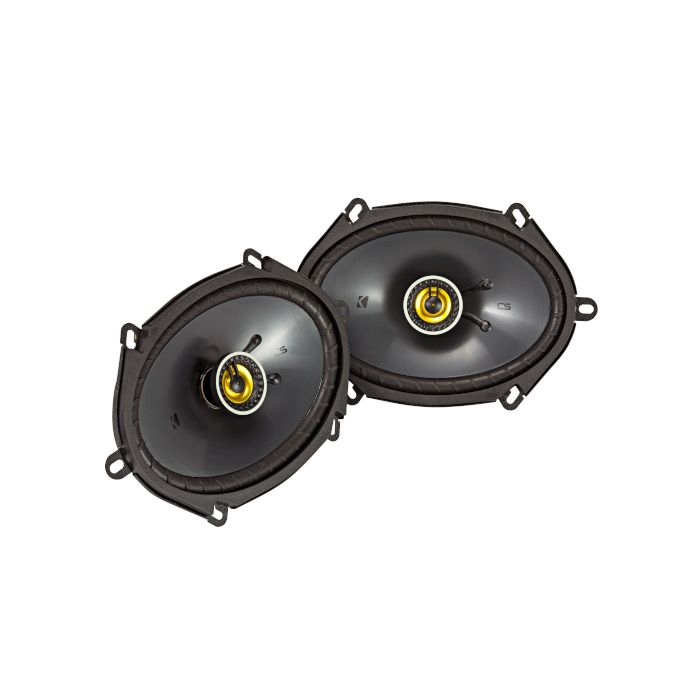 Kicker 46CSC684 6x8-Inch 2-Way Coaxial Speakers