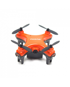 WonderTech W105C Orion 6 Axis Gyro Remote Control Quadcopter Flying Drone - Orange