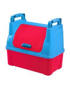 American Plastic Toys Kids Toy Storage Bin Organizer