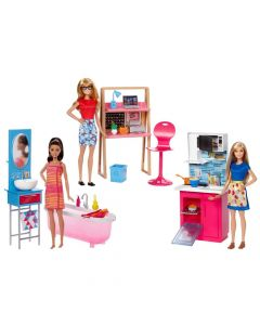 Barbie Room/ Doll Assorted