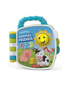 Fisher-Price Laugh and Learn Counting Animal Friends