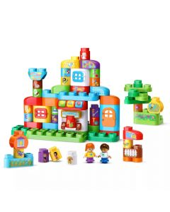 VTech LeapBuilders ABC Smart House