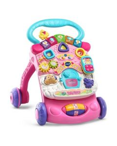 VTech Stroll And Discover Activity Walker - Pink