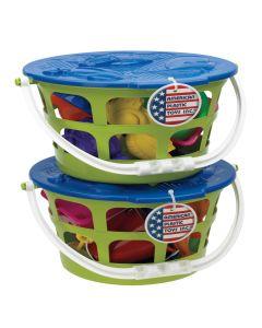 American Plastic Toys Colossal Beach Pail Set