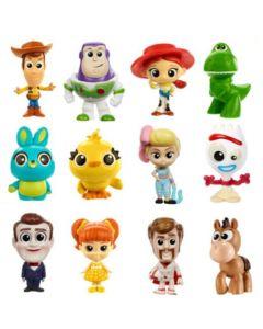 Disney Pixar Toy Story 4 Mini Figure Assortments