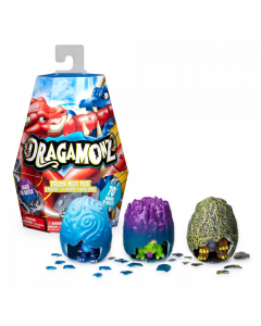 Dragamonz Dragon Multi 3 Pack