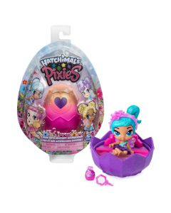 """Hatchimals Pixies 2.5"""" Collectible Doll and Accessories"""