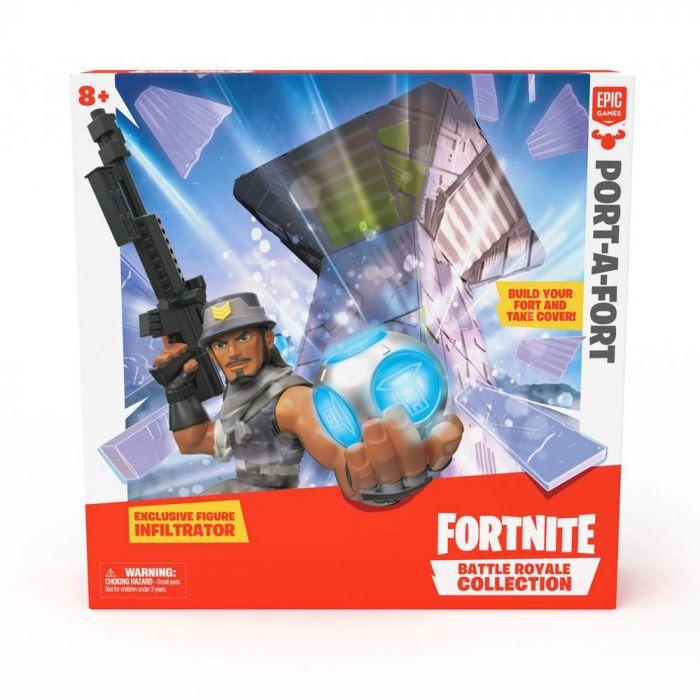Boy's Fortnite Port A Fort Display Set