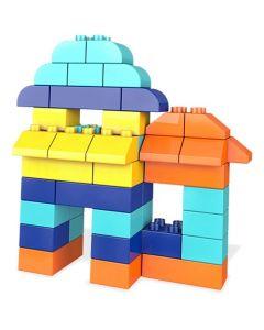 Mega Bloks Building Basics Let's Build! - 60 Pieces