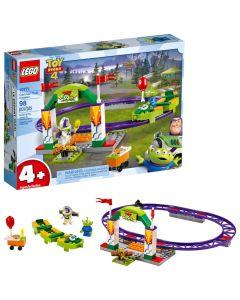 Lego 4+ Disney Toy Story 4 Carnival Thrill Coaster