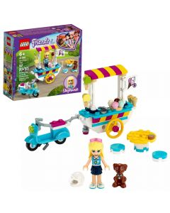 Lego Friends Ice Cream Cart Toy Playset Building Kit