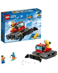 Lego City Snow Groomer