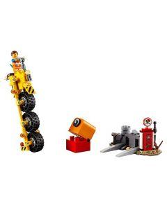 The Lego Movie 2 Emmet's Thricycle