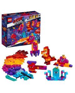 Lego The LEGO Movie 2 Queen Watevra's Build Whatever Box