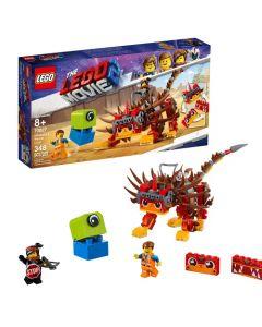 Lego The LEGO Movie 2 Ultrakatty & Warrior Lucy