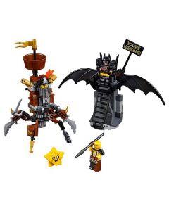 The Lego Movie 2 Battle-Ready Batman And MetalBeard
