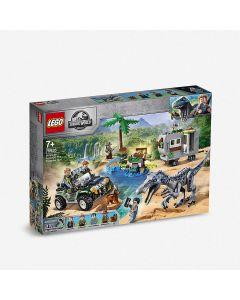 LEGO Baryonyx Faceoff The Treasure Hut