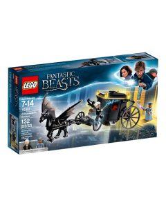 Lego Harry Potter Fantastic Beast's Grindelwald's Escape