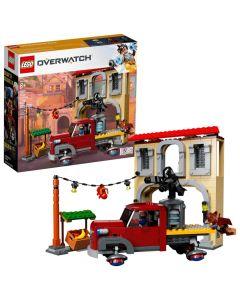 Lego Overwatch Soldier 76 Dorado Showdown