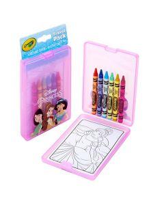 Crayola Disney Princess 47-Piece Travel Pack