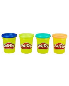 Play-Doh 4-Pack Modeling Compound - Wild Colors