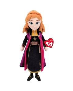 TY Frozen 2 Anna Princess Plush Doll - Medium