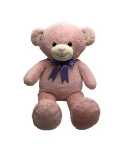 2FT Pink Bear With Bow