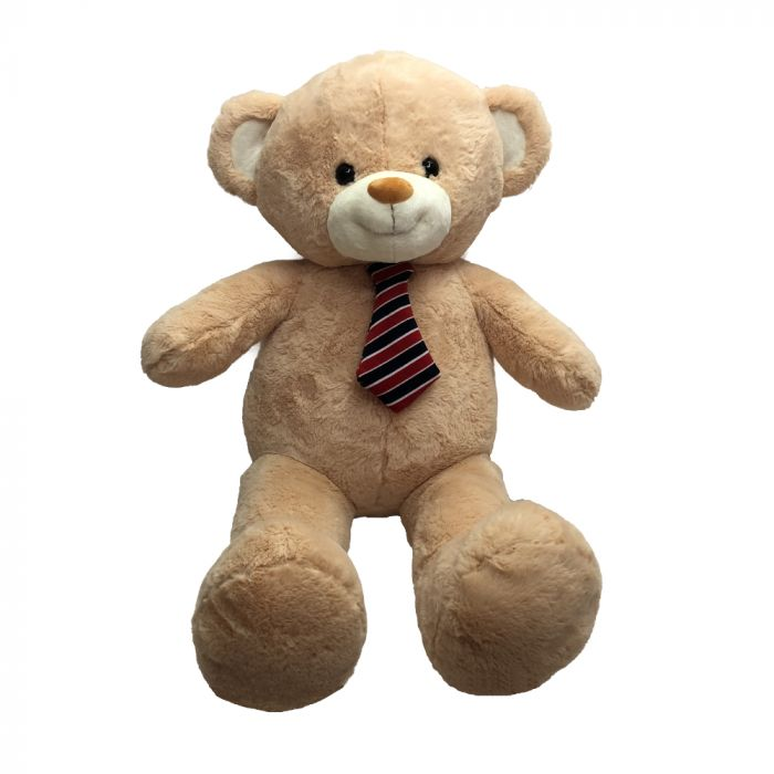 Plush Bear with Tie 60cm
