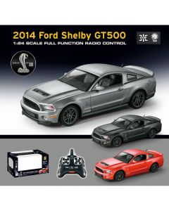 1:24 R/C Ford Shelby Gt500 Black