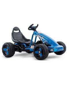 Huffy 6V 2 in 1 Flat Kart Toy - Blue