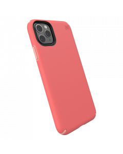 Speck Presidio Pro Case for Apple iPhone 11 Pro Max - Parrot Pink and Chiffon Pink