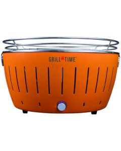 Grill Time UPGO18 Tailgater Starter Grill (XL) - Orange
