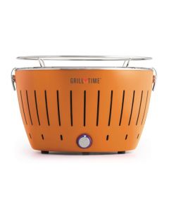 Grill Time UPGR13 BBQ Portable Outdoor Camping Grilling Game - Orange