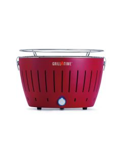 Grill Time UPGR13 Portable Grill (Sml) - Red