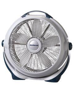 """Lasko 3300 Wind Machine 20"""" Fan - White"""
