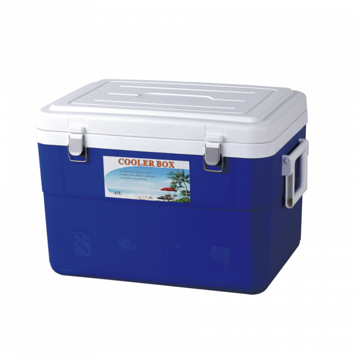 Cooler Box 45L - Blue