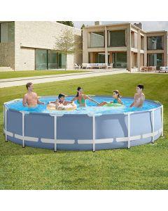 "Round Frame 10' X 30"" Swimming Pool"