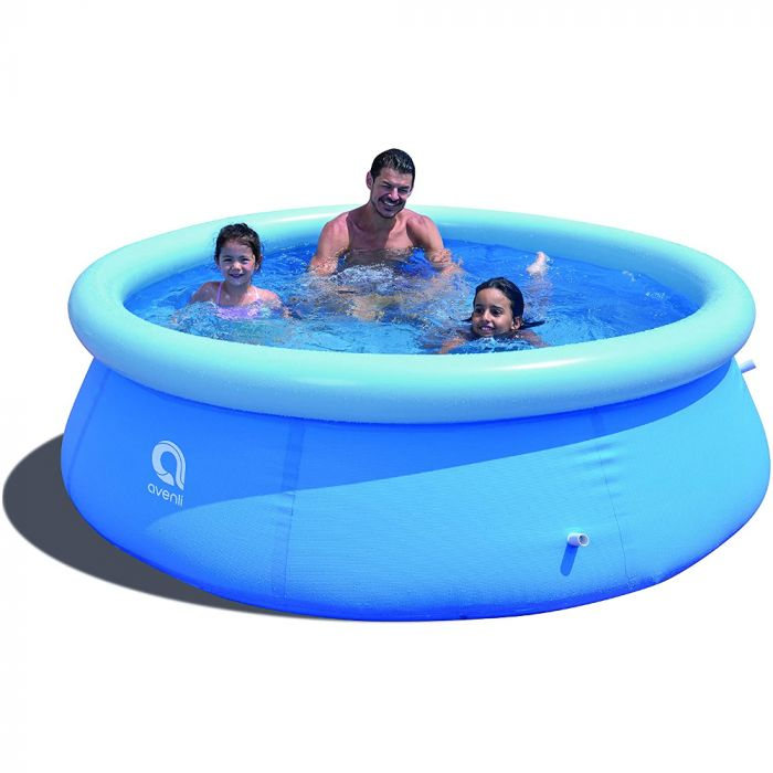 "Avenli 8' X 25"" Inflatable Pool"